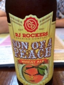 Beer: Son of a Peach