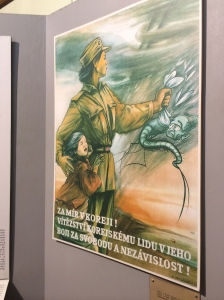 An example of Soviet propaganda in support of the Vietnamese. Racist and upsetting on so many levels!