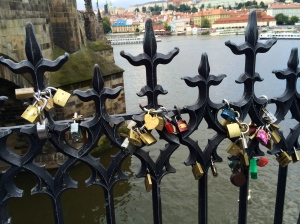 Lover's locks