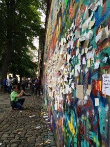 Lennon Wall!