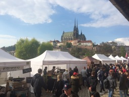 """Tasting the World"" in Brno & Hody in Čebín"