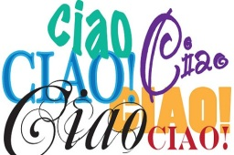 Countries that Say Ciao